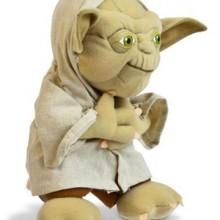 Star Wars Yoda Gigant