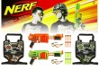 Nerf Dart Tag 2 Player Set